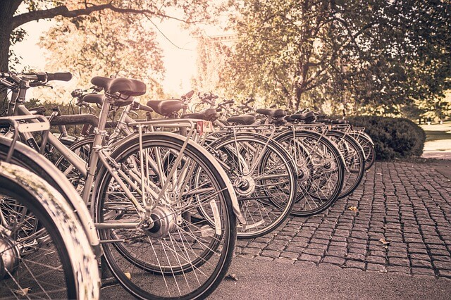 Rodzaje rowerów - rowerki
