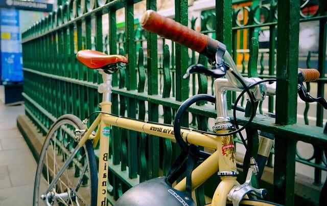 rower szosowy - vintage